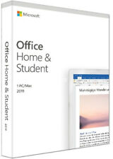 Microsoft Office 2019 Home & Student De deutsch