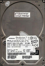 DISCO DURO HITACHI DESKSTART 250 GB 3,5, ESTROPEADO -  DAMAGED 250GB hard disk