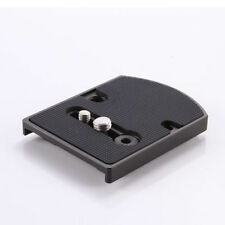 """410PL Camera Quick Release Plate QR 1/4"""" 3/8"""" for Manfrotto 410 405 488 808 RC4"""