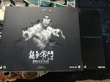 Hot toys dx04 Bruce Lee Enter the dragon 1/6 scale
