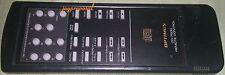 Optimus CD-7500 Remote Control 32 Programmable Memories Black Music Audio