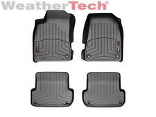 WeatherTech Floor Mats FloorLiner - Audi A4/S4/RS4 - 2002-2008 - Black