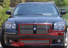 Fits 2005-2007 Dodge Magnum SRT8 Billet Grille Combo
