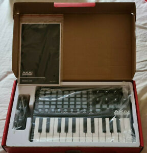 AKAI PROFESSIONAL APC KEY 25 ABLETON LIVE CONTROLLER WITH KEYBOARD NEW IN BOX