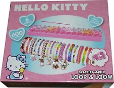 Hello Kitty Loop & Loom Bracelet Maker