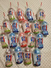 Dip-n-lik Icee Lollipop Candy Powder Suckers, lot of 25. New & Sealed.