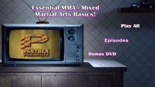 Essential MMA - Mixed Martial Arts Basics For Women!