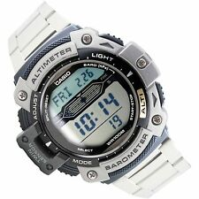 Casio SGW300HD-1 Altimeter Thermometer Watch World Time Stainless Steel Band New