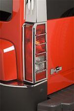 Tail Light Cover-Chrome Putco 400810 fits 2006 Hummer H3