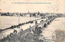 BR43304 les ponts de ce le grand pont sur la lire     France