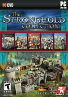 The Stronghold Collection for PC - 3D Real Time Medieval Strategy Video Game