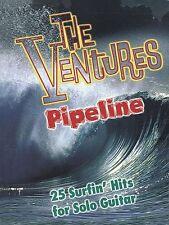 THE VENTURES - PIPELINE GUITAR TAB SHEET MUSIC BOOK