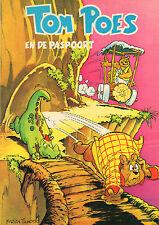 TOM POES EN DE PASPOORT - Marten Toonder (1978)