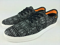 VANS. AUTHENTIC Men's OTW Black Casual Shoes. US Men 6.5, 7, 7.5, 10.5, 11, 11.5