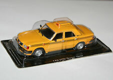 RUSSIAN TAXI (Yellow) - Model Scale 1/43