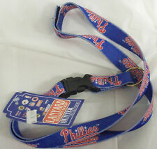 MLB Philadelphia Phillies Breakaway Lanyard With Key Ring