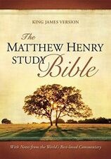 The Matthew Henry Study Bible: King James Version, , Very Good Book