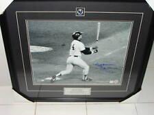 Yankees De Nueva York Reggie Jackson Auto 16x20 Enmarcado 3 Hr