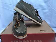 RED WING SHOES 9166 CHUKKA SAGE Leather Suede Shoes UK 5 EU 38 BNIB Rrp£250