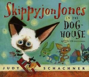 Skippyjon Jones in the Doghouse - Hardcover By Schachner, Judy - VERY GOOD