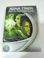 Star Trek Espacio Profundo Nueve Segunda Temporada 2 - 7 x DVD
