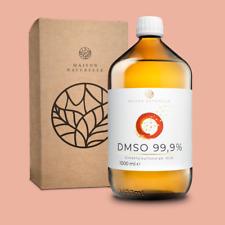 DMSO 1000 ml - 99,9% Reinheit  Ph.Eur. - Dimethylsulfoxid von MAISON NATURELLE