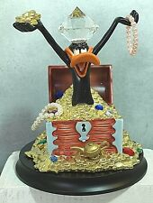 "Looney Toons Spotlight Collection Daffey Duck ""Mine, Mine, Mine"" Statue 7.5"" H"