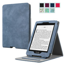 For All-New Kindle Paperwhite 10th Generation 2018 Case Slim Flip Stand Cover