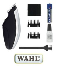 Wahl Pocket Pro Chrome Hunde Trimmer Gesichtstrimmer Pfotentrimmer /42798 /Moser