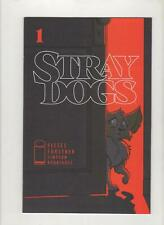 Stray Dogs #1A, NM 9.4,1st Print, 2021 Flat Rate Ship-Use Cart, See Scans