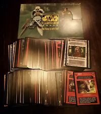 Star Wars CCG Endor Common/Uncommon Set - C/UC - NO Rares/Foils - 100/180 SWCCG
