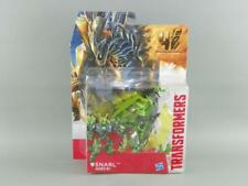 TRANSFORMERS 4 Age Of Extinction AOE Deluxe Autobot Dinobot SNARL Sealed New!