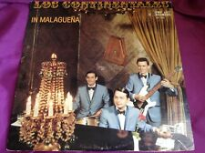 Rare Private Latin Boogaloo LP : Los Continentales In Malaguena ~ Pop Art 153