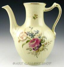 Royal Copenhagen Denmark #1794 Frijsenborg Floral Coffee Pot Only No Lid