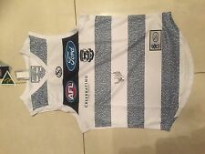 GARY ABLETT SNR HAND SIGNED AUTOGRAPH GEELONG JERSEY - 150TH YEAR JUMPER - NICE!