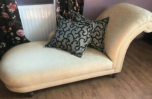 Laura Ashley Recamiere Chaiselounge Sofa Ottomane Sessel, TOP-Zustand NP 1700€