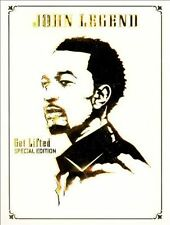 Special Edition Get Lifted CD And Live at the House of Blues DVD. John Legend