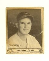 1940 Play Ball #79 Harry Wildfire Craft Cincinnati Reds Good Light creases
