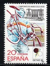 SPAIN MNH 1990 SG3050 World Cycle Cross Championship