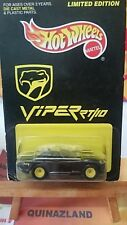 Hot Wheels Dodge Viper RT/10 Limited Edition (9966)