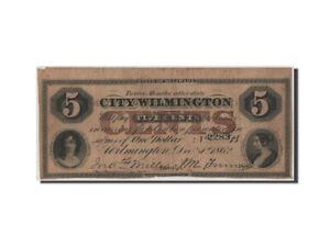 [#44691] Billet, États-Unis, 5 Cents, 1862, TTB