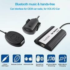 Catuo Aux Input Music & Hands-free Car Interface For Volvo Car 3.5mm Us Stock
