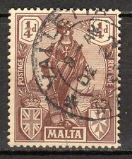 Malta - 1922 Definitive Melita - Mi. 82 VFU