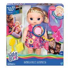 Hasbro - MB Baby Alive Dolce Lacrimuccia