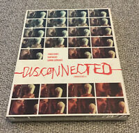 Disconnected 1984 Blu-Ray + DVD with Slipcover Vinegar Syndrome RARE OOP New
