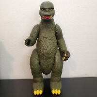 "Vintage 19"" GODZILLA Shogun Warriors Toho Mattel 1977 missing tail & hand"