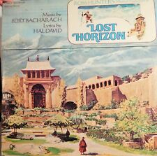 Lost Horizon (1973 Burt Bacharach) Soundtrack Vinyl Lp, Liv Ullmann Peter Finch