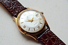 Mens Bucherer Automatic Watch, Swiss, 1970's, Felsa 25 Jewel Movement.