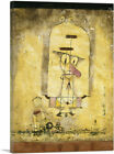 ARTCANVAS Dance You Monster to My Soft Song 1922 Canvas Art Print by Paul Klee
