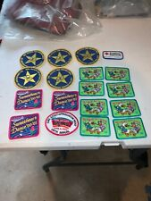 Girl Scout Patches Lot